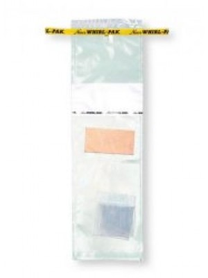 Whirl-Pak® sample bags 532ml with Speci-Sponge® pack of 100