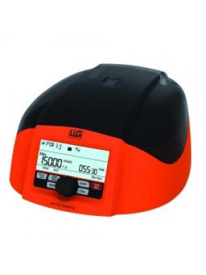 LLG mini centrifuga uniCFUGE 5 con timer e display digitale  Tipo uniCFUGE 5 con spina EU