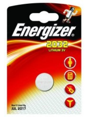 Batterie al Litio Energizer   Tipo CR2016 Volt 3,0