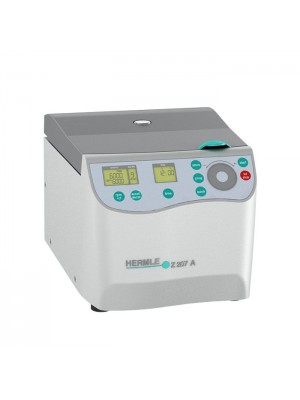 HERMLE - Z 207 A Small Centrifuge for Physicians and Clinical Laboratories